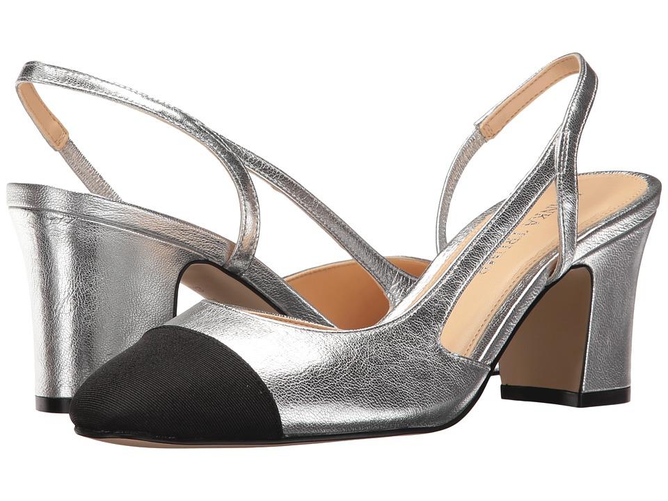 Ivanka Trump Liah (Silver Multi Galaxy/Grosgrain) High Heels