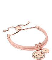 Michael Kors - Micro Muse Leather Slider Bracelet