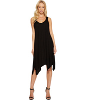 TWO by Vince Camuto - Slub Jersey Uneven Hem Tank Top