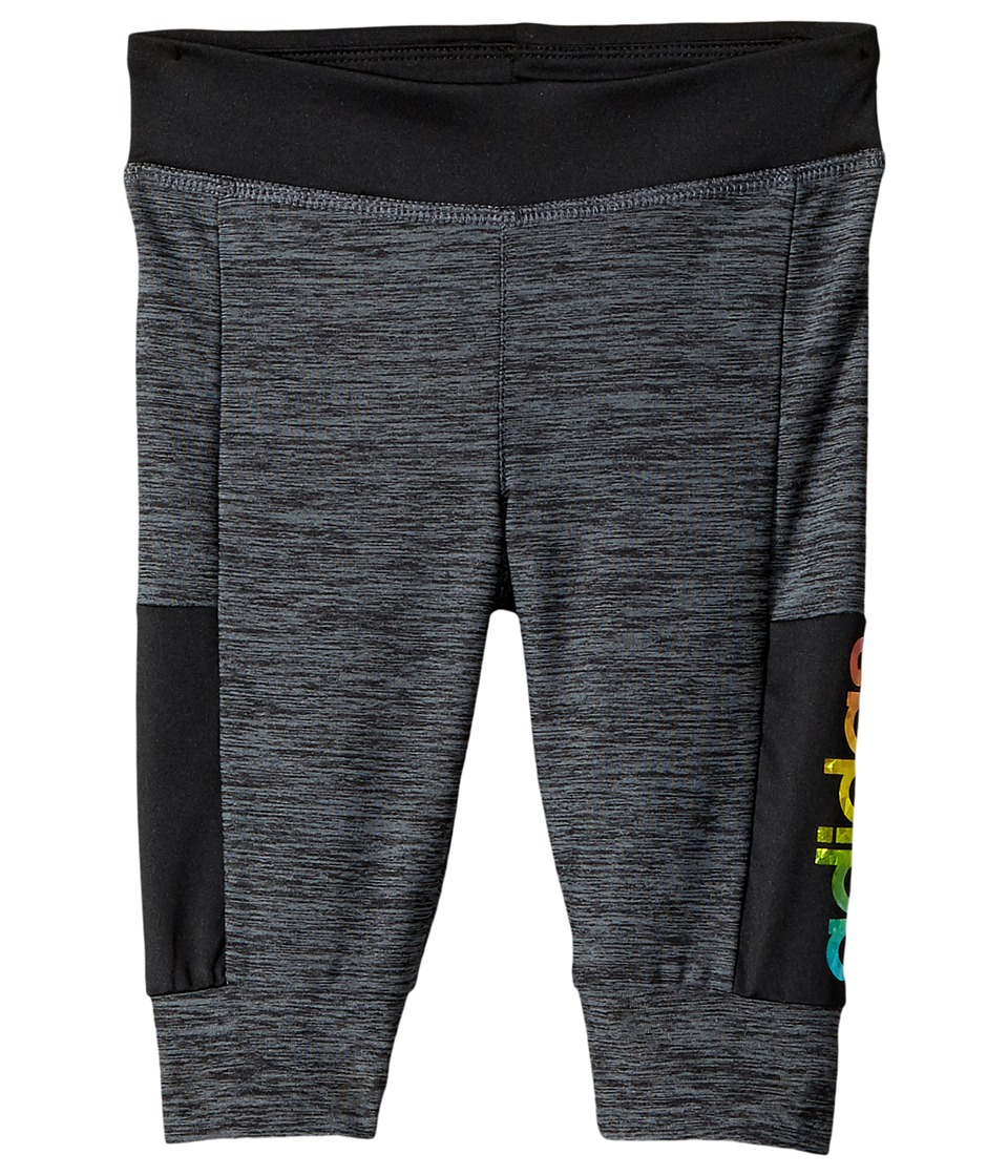 adidas Kids - Space Dye Melange Jogger Pants