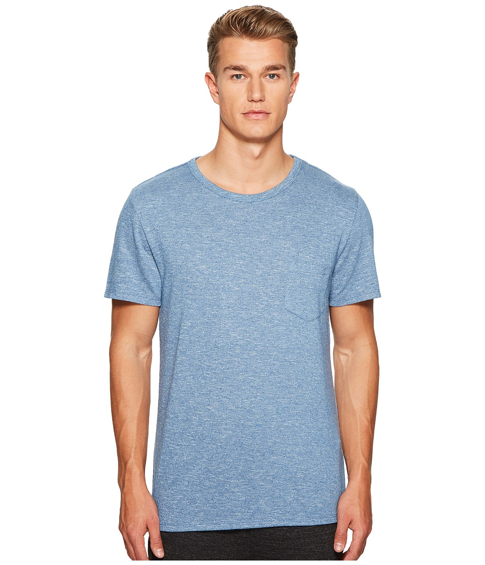 onia - Chad Short Sleeve Linen T