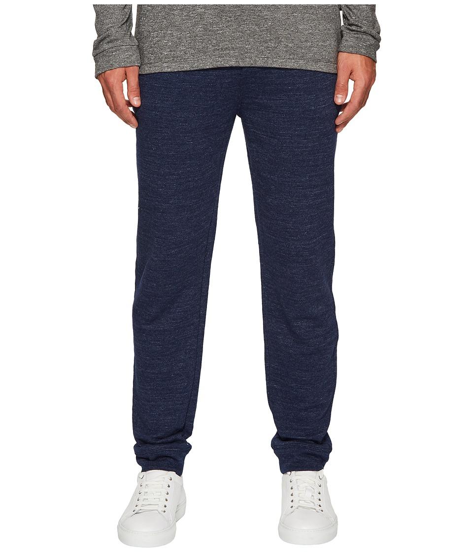 Onia Steven Sweatpants (Deep Navy) Men's Casual Pants