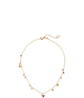 Michael Kors - Tailored Two-Tone Nugget Slider Choker