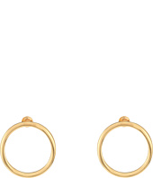 Steve Madden - Small Ring Post Earrings