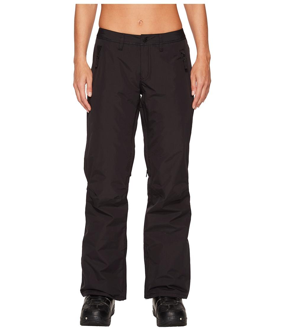 Burton Society Pant (True Black) Women's Casual Pants