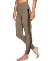 Beyond Yoga - Sheer Illusion High Waist Midi Leggings