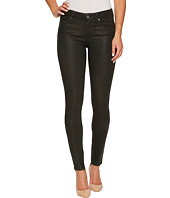Paige - Verdugo Ultra Skinny in Deep Juniper Luxe Coating