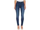 Mavi Jeans Alissa High-Rise Skinny in Dark Indigo Tribeca