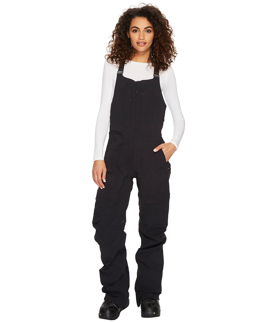 Burton ak] 3L Kimmy Bib Pant (True Black 1) Women's Casua...