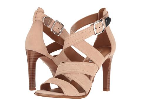COACH 蔻驰 Ilona女士真皮高跟罗马凉鞋