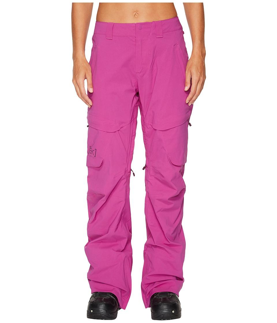 Burton ak] 2L Summit Pant (Grapeseed 1) Women's Casual Pants