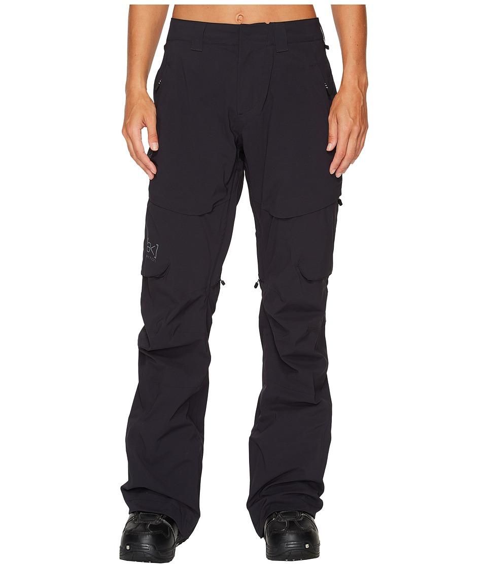 Burton ak] 2L Summit Pant (True Black) Women's Casual Pants