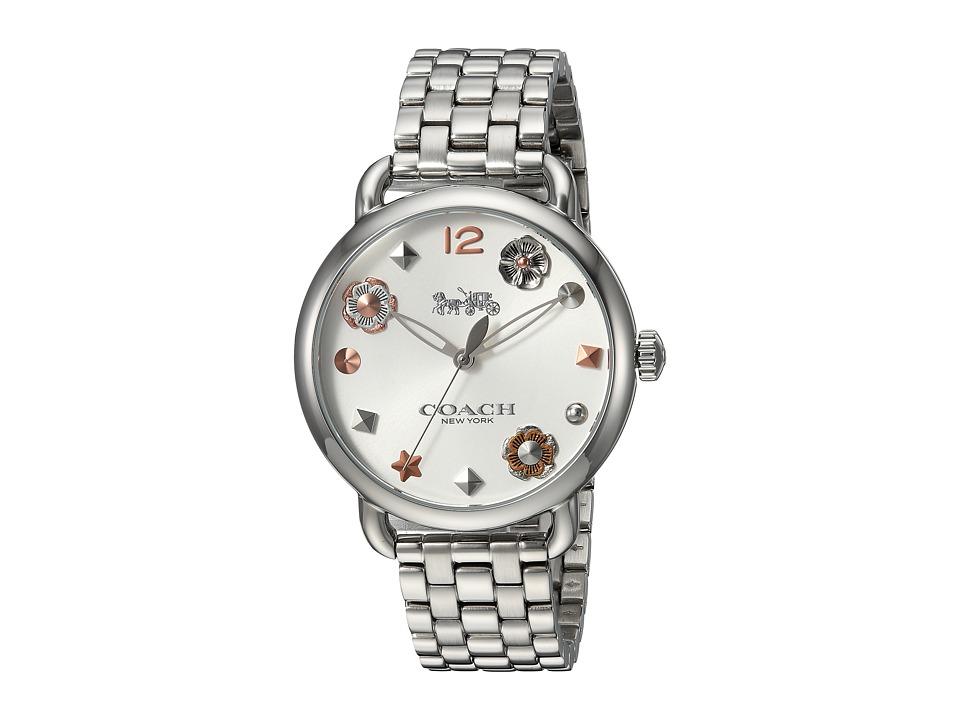 COACH - Delancey - 14502810 (Silver) Watches