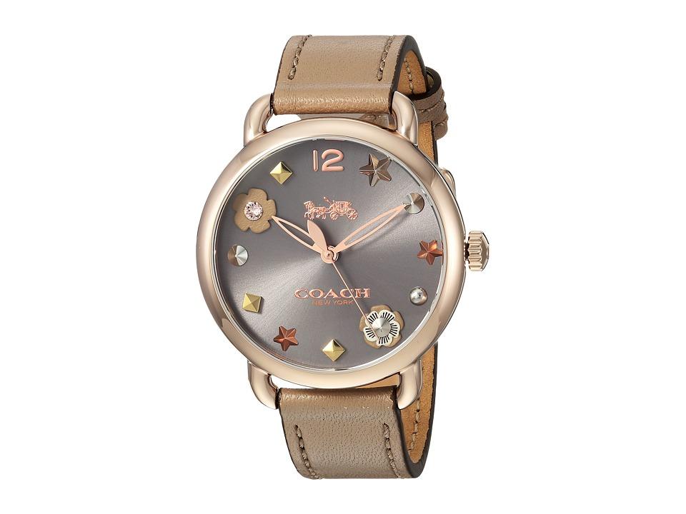 COACH - Delancey - 14502797 (Grey) Watches