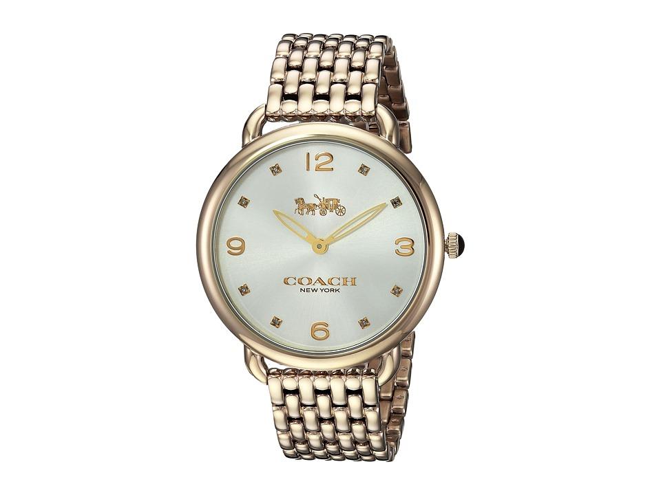 COACH - Delancey Slim - 14502786 (Gold) Watches