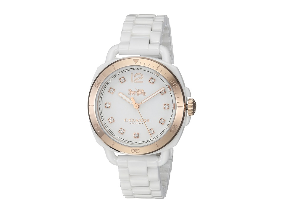 COACH - Tatum - 14502752 (White) Watches