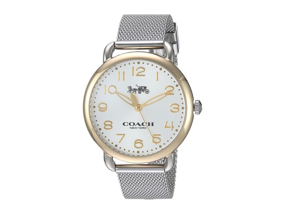 COACH - Delancey - 14502802 (Silver) Watches