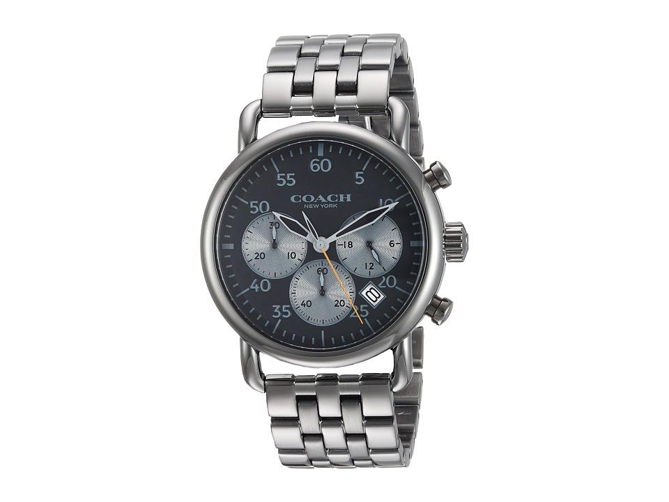 COACH - Delancey - 14602138 (Black) Watches