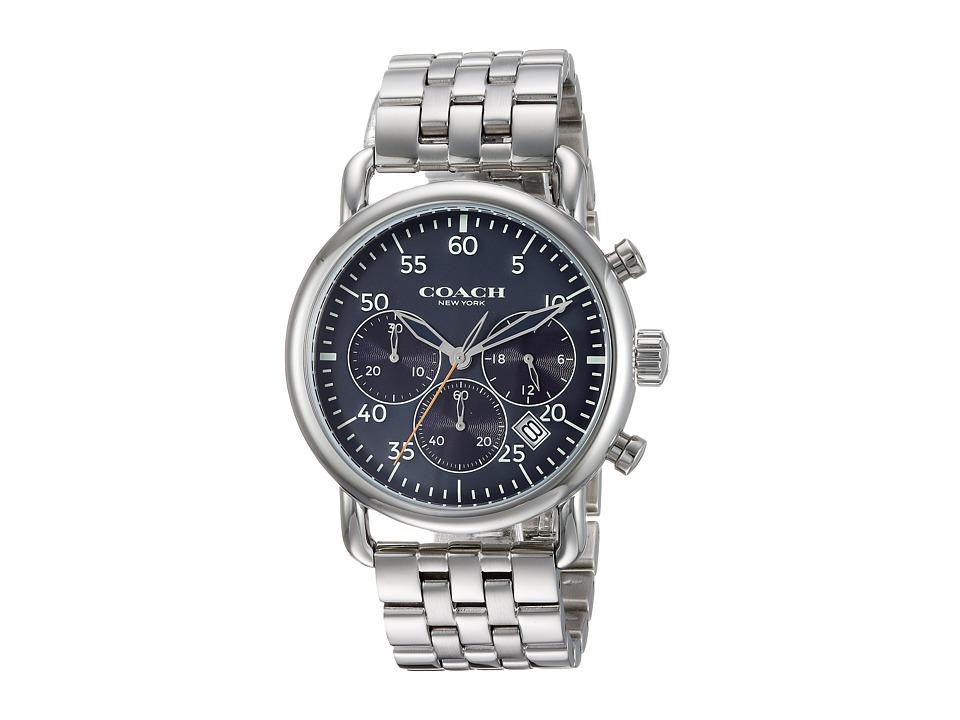COACH - Delancey - 14602137 (Navy) Watches