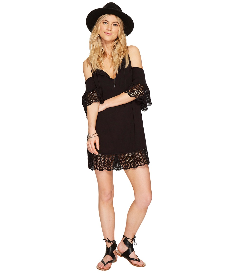 Rip Curl Badlands Dress (Black) Women