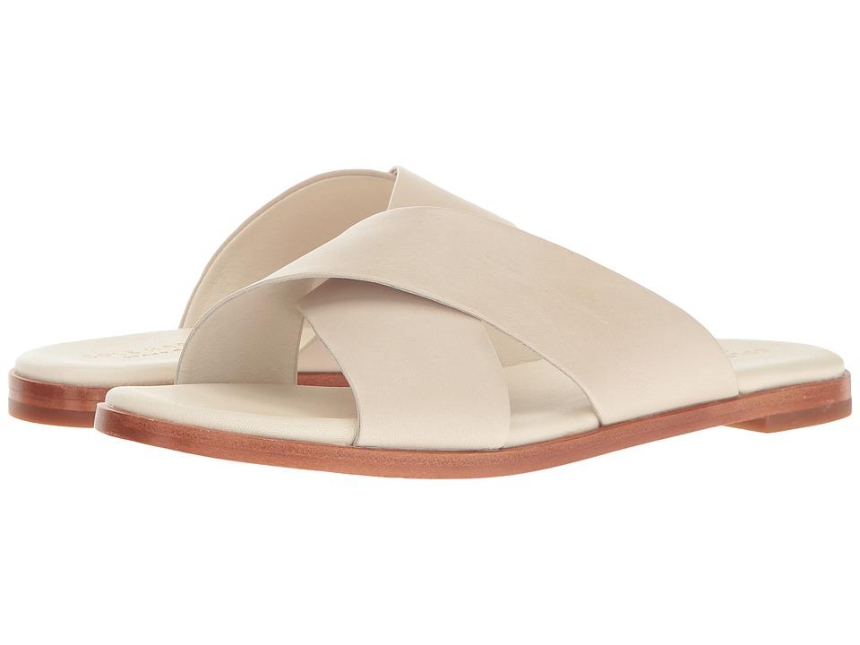 Cole Haan Anica Crisscross Sandal (Ivory) Women