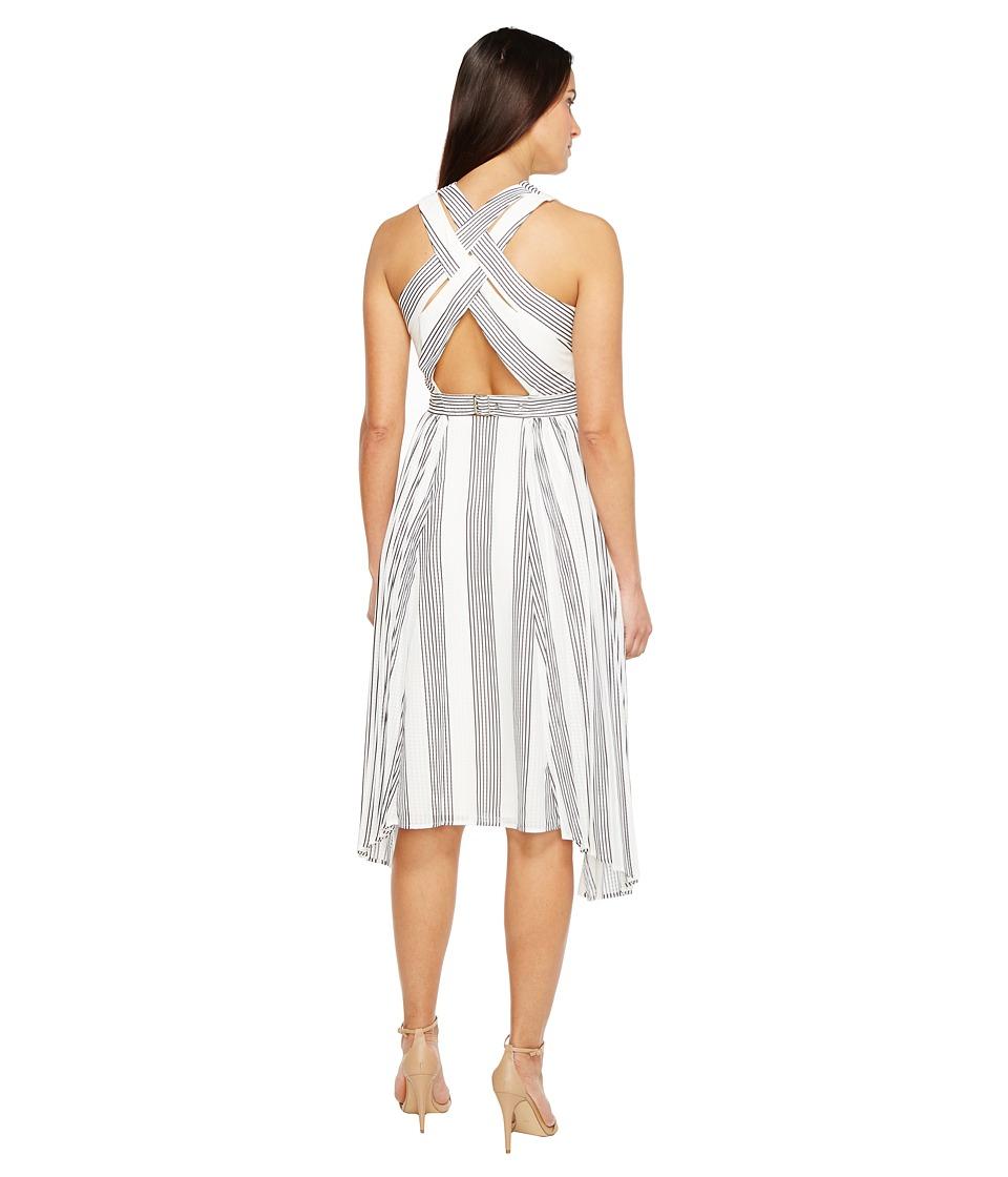 Adelyn Rae - Vidette Woven Pleated Dress