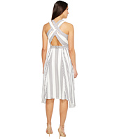 Adelyn Rae - Vidette Woven Pleated Dress