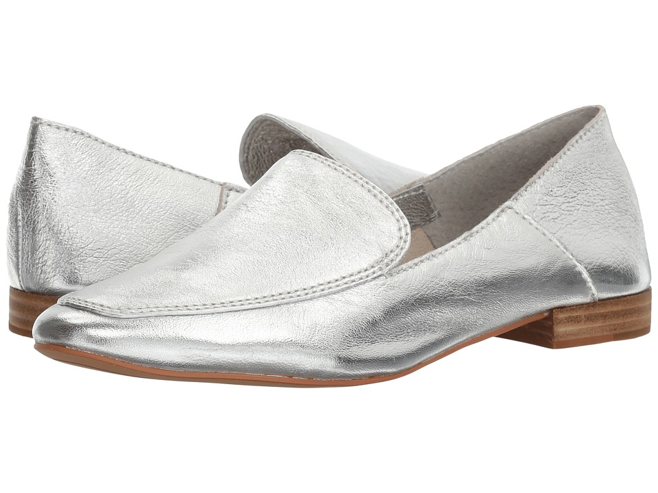 Dolce Vita Camden (Silver Leather) Women