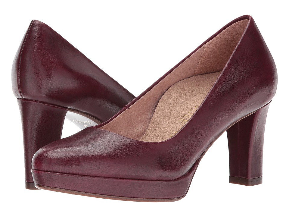 Tamaris Charline 1-1-22412-29 (Burgundy) High Heels