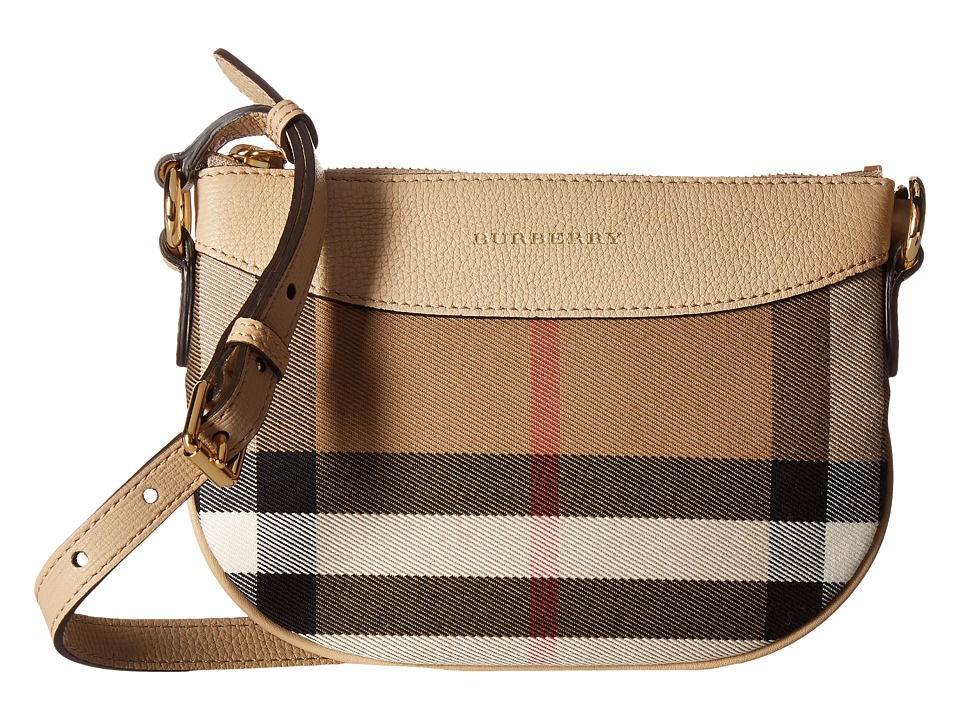 Burberry Kids Flat Bag (Chino) Bags