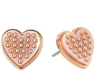 Michael Kors - Micro Muse Heart Stud Earrings