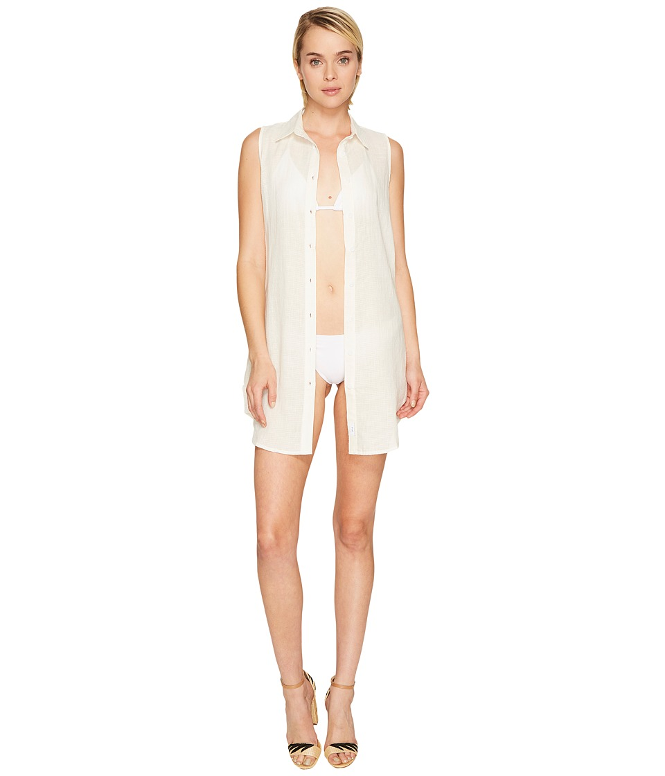 onia Kaylee Cover-Up (White) Women