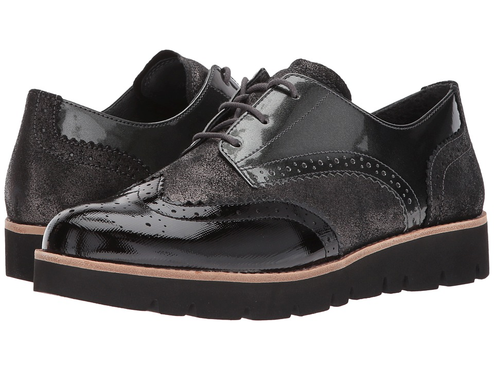 Gabor Gabor 72.568 (Black/Grey Metallic) Women