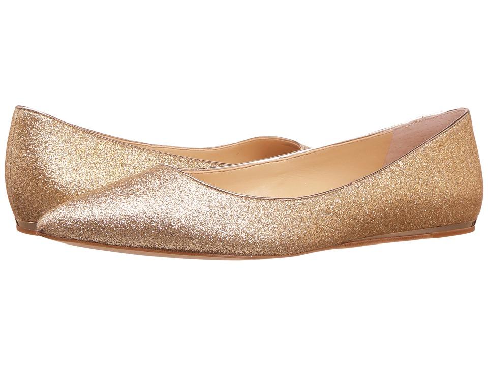 Imagine Vince Camuto Genesa (Champagne/Soft Gold Ombre Fine Glitter) Women