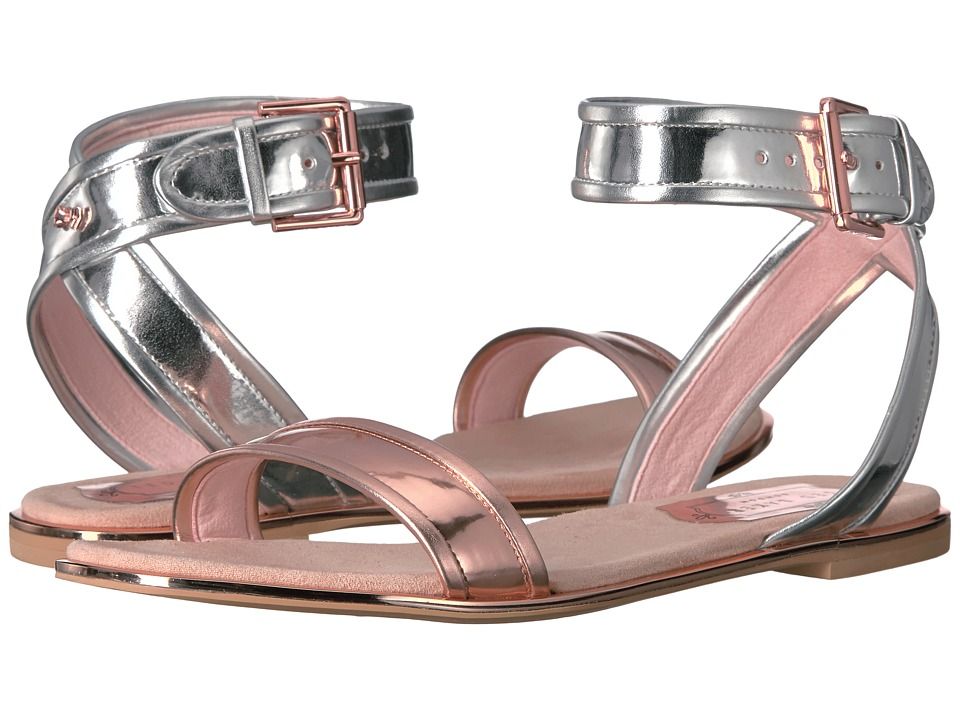Ted Baker Alella (Silver/Rose Gold Synthetic) Women