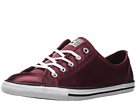 Converse Chuck Taylor(r) All Star(r) Dainty Satin Ox