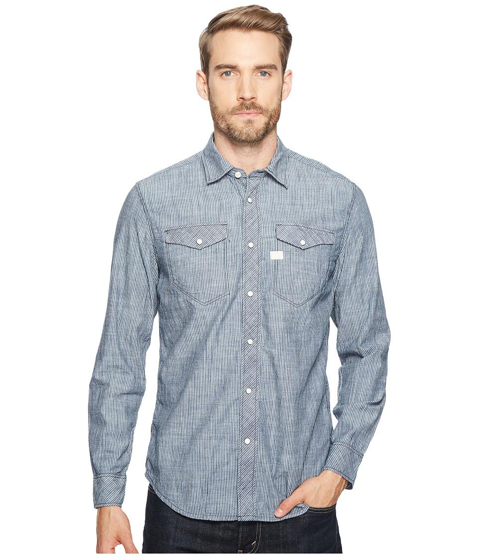 G-Star - Tacoma Deconstructed Shirt Long Sleeve