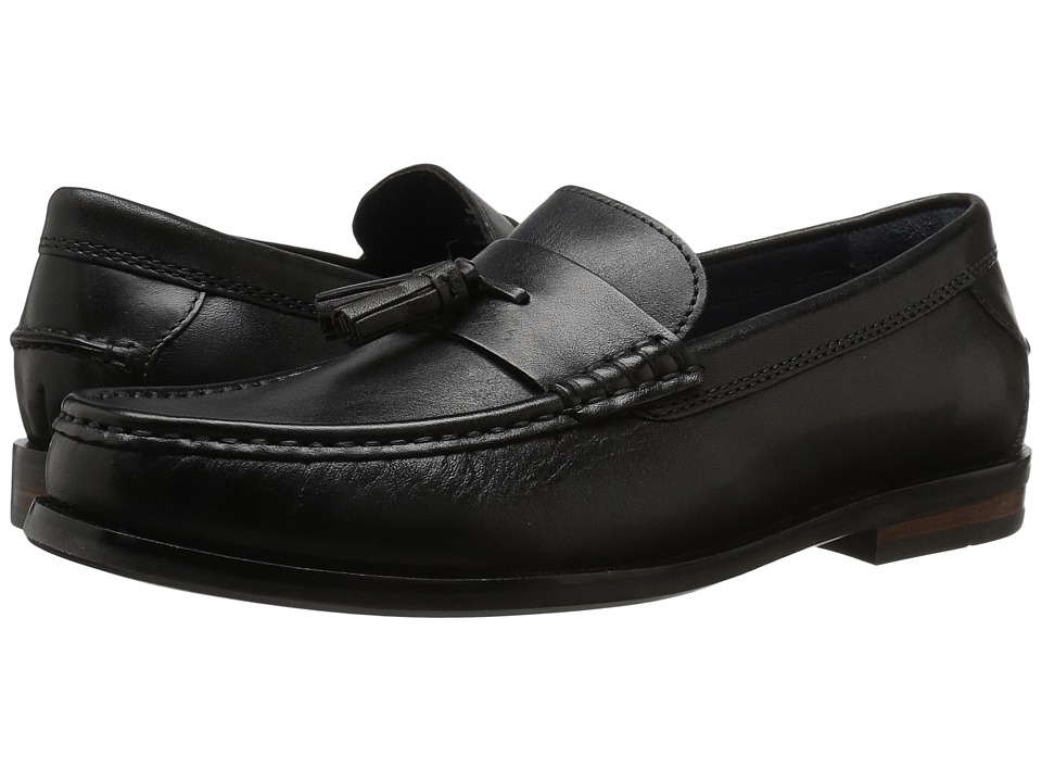 Cole Haan Pinch Friday Tassel Contemporary (Black Handstain) Men