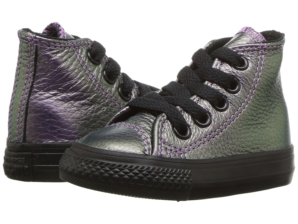 Converse Kids - Chuck Taylor All Star Iridescent Leather ...
