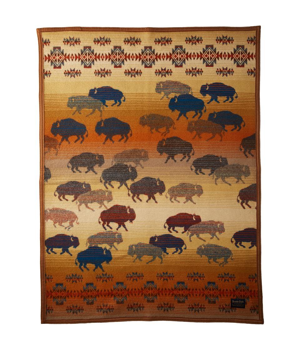 Pendleton - Jacquard Muchacho (Rustic/Prairie Rush Hour) Blankets