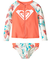 Roxy Kids - Tropical Days Long Sleeve Set (Toddler/Little Kids)