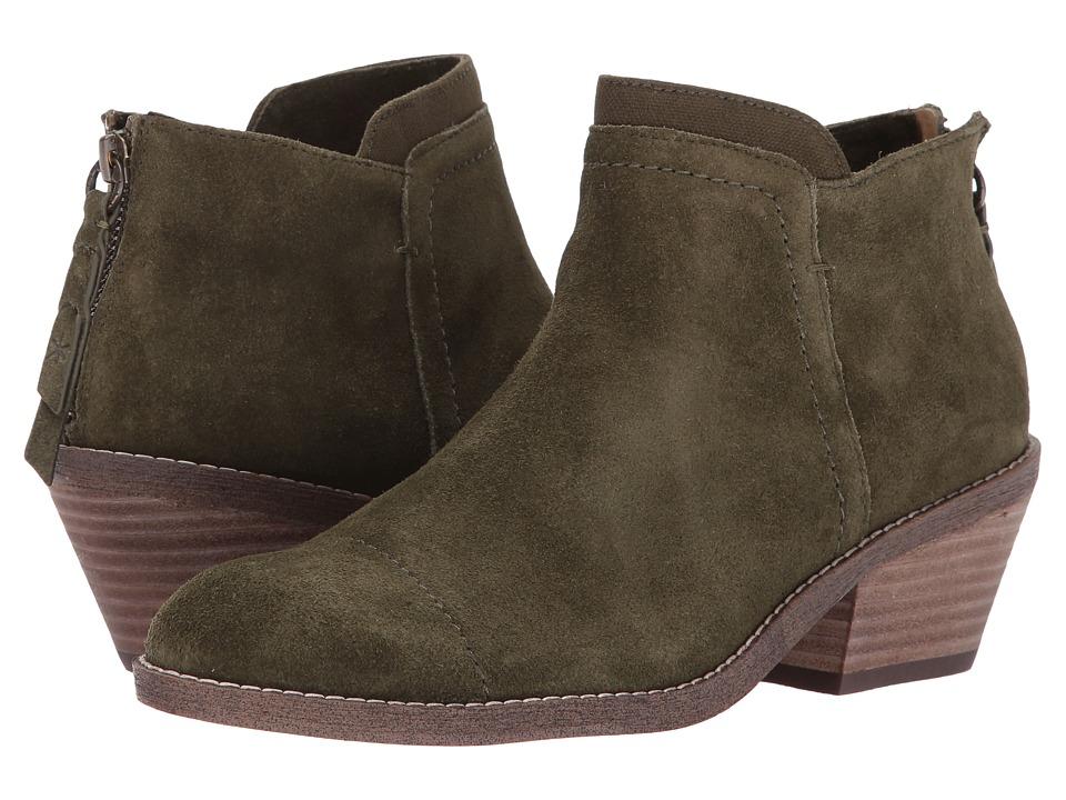 Splendid Dale (Moss) Women's Shoes