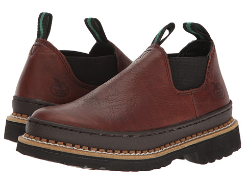 Georgia Boot Romeo (Toddler/Little Kid/Big Kid) - Soggy Brown