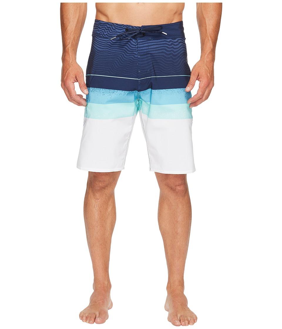 Volcom Lido Liney Mod 21 Boardshorts (Dusty Aqua) Men