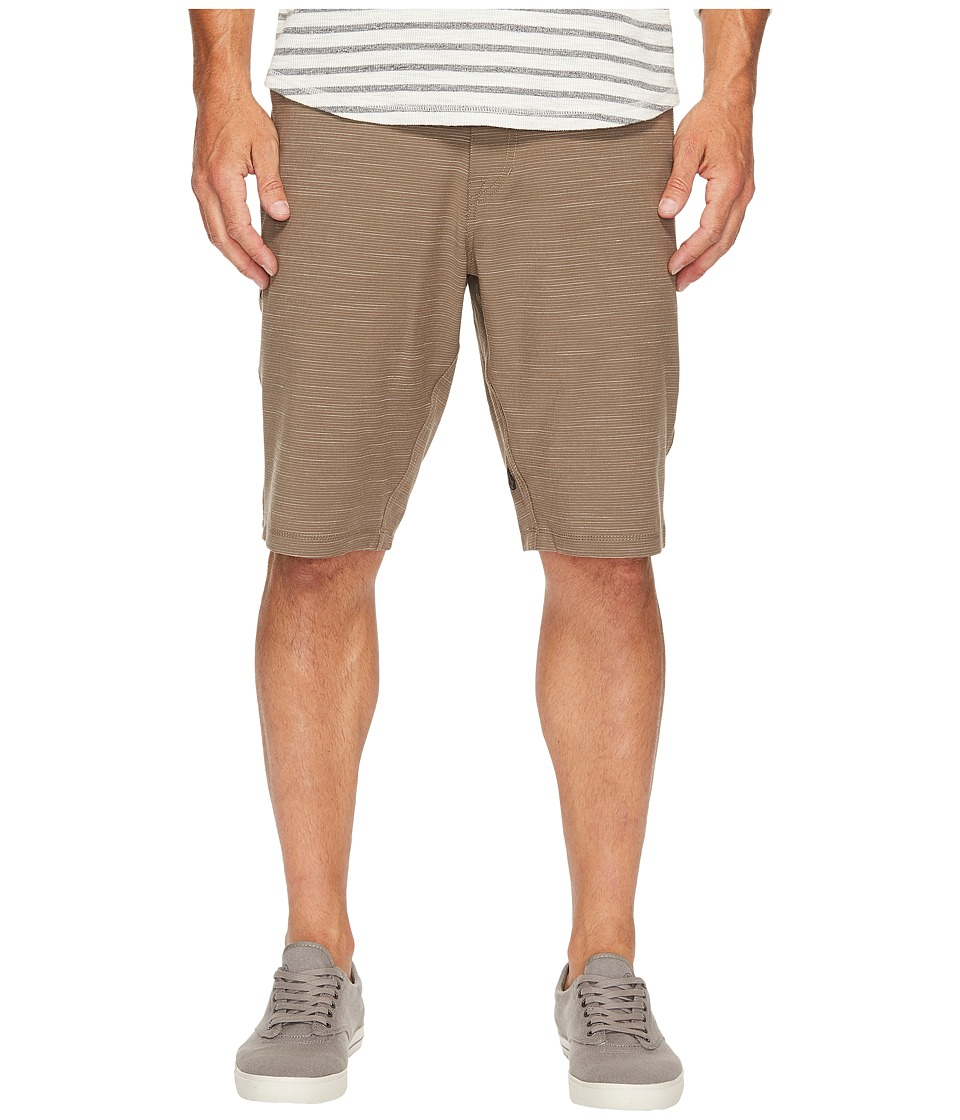 Volcom SNT Frickin Slub Shorts (Mushroom) Men