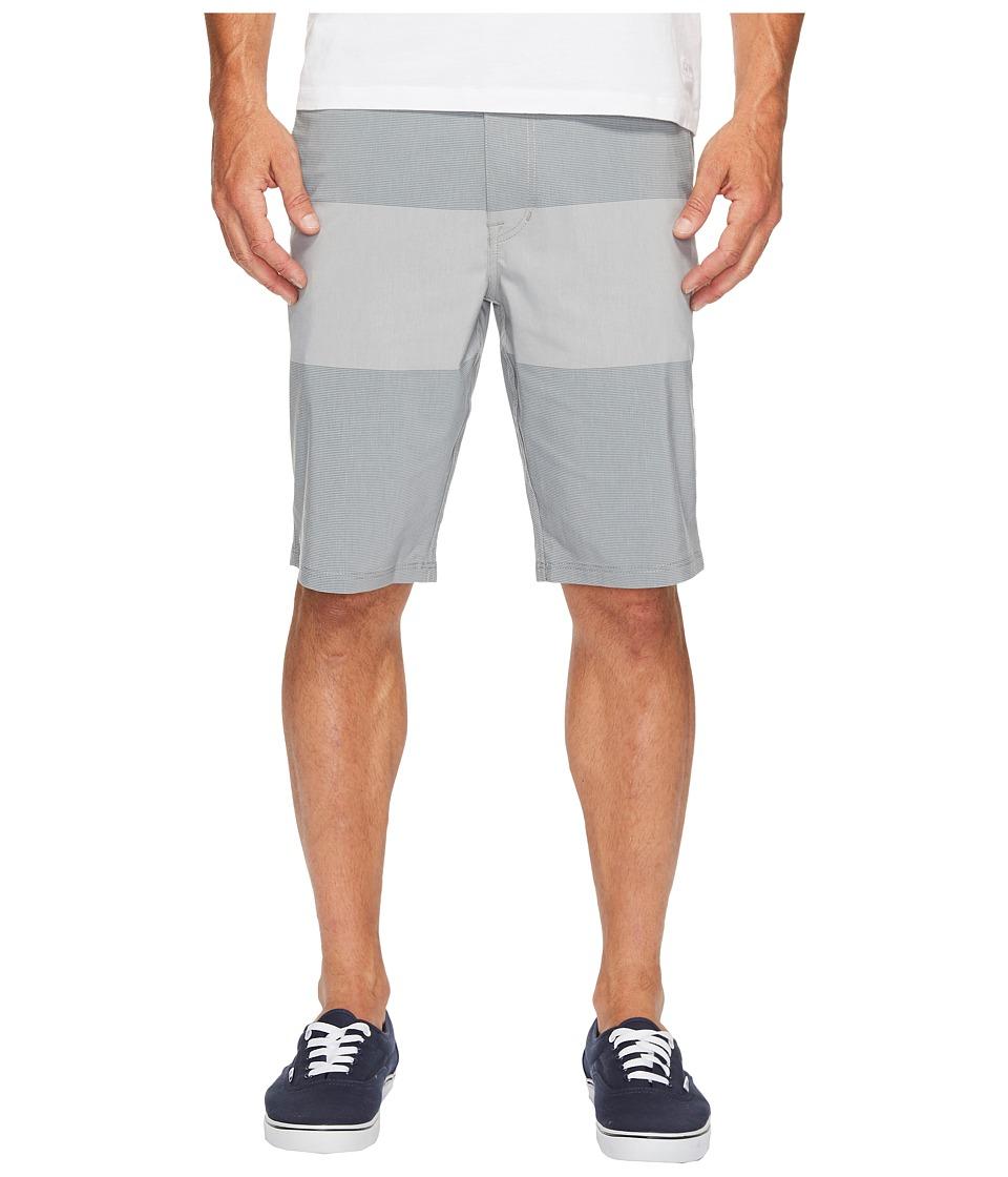 Volcom SNT Frickin Mix 21 Shorts (Pewter) Men