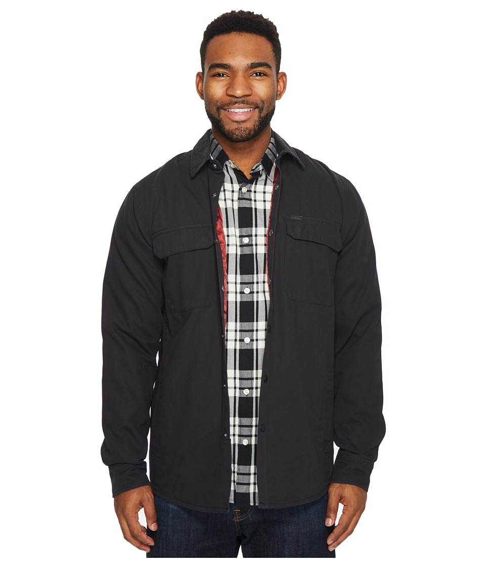 Volcom Larkin Jacket (Black) Men