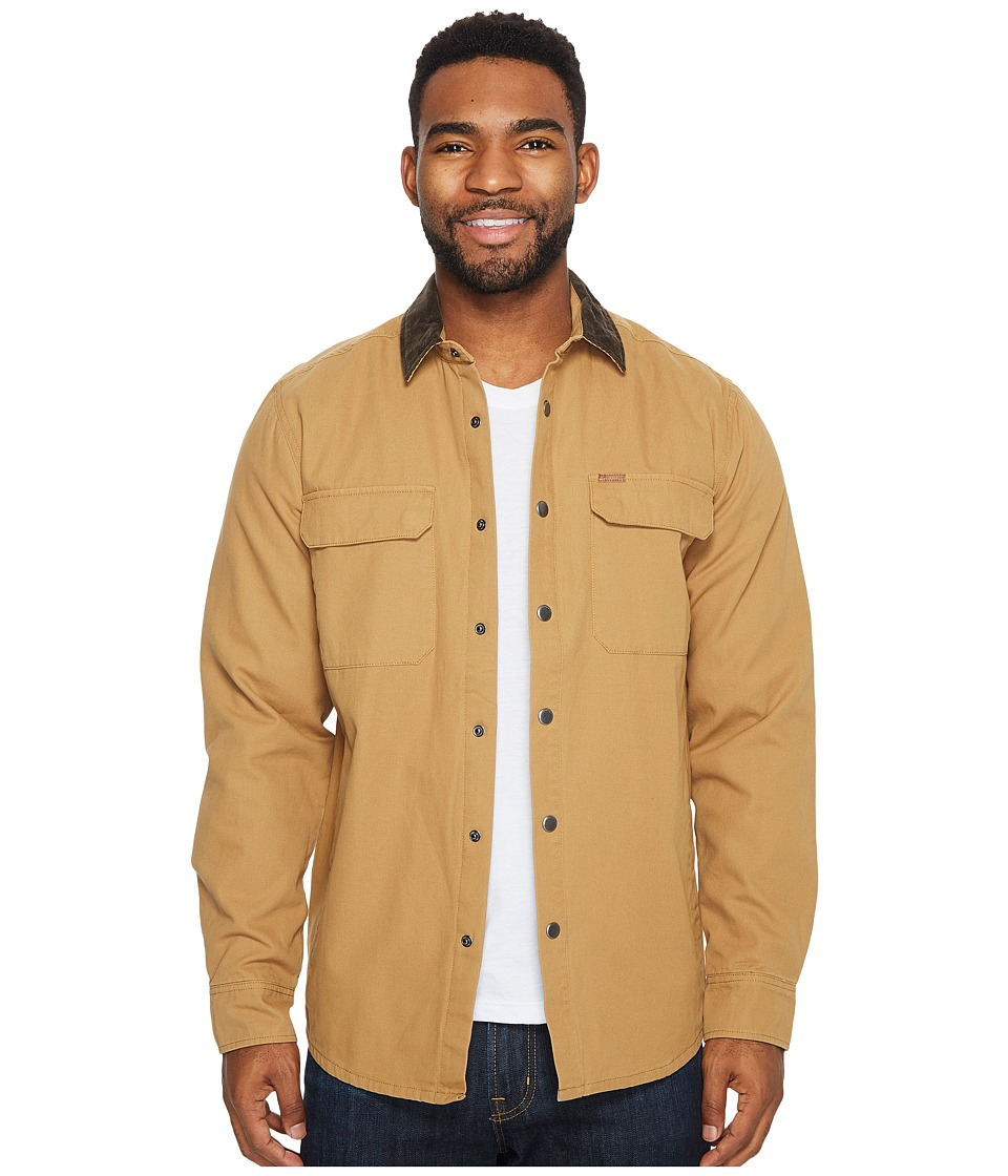 Volcom Larkin Jacket (Burnt Khaki) Men