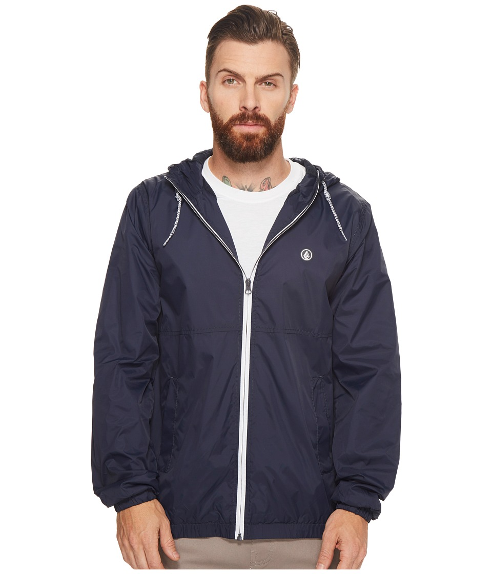 Volcom Ermont Jacket (Dark Navy) Men