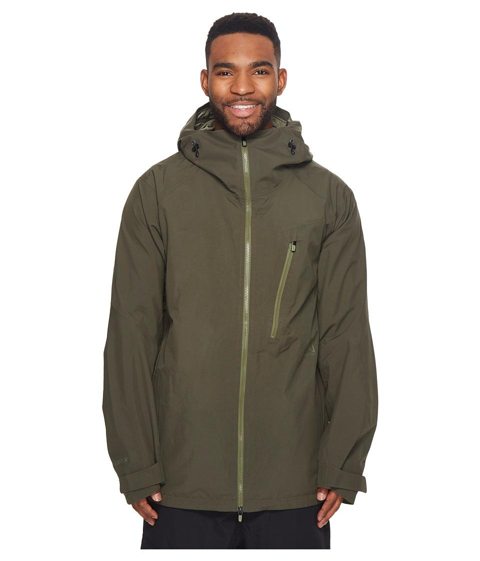 Burton ak] 2L Cyclic Jacket (Forest Night) Men's Coat
